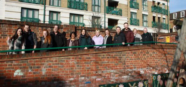 LHA London spends a day supporting The Cardinal Hume Centre