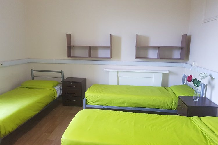 Holland House is a cheap hostel in central London near St. James's Park and Tate Modern