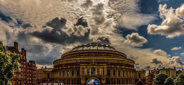 Royal Albert Hall, one of the most instagrammable places in London